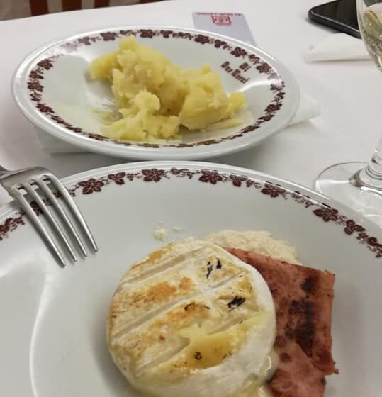 Fagottini con ricotta-AI DUE LEONI – Farra D'Isonzo