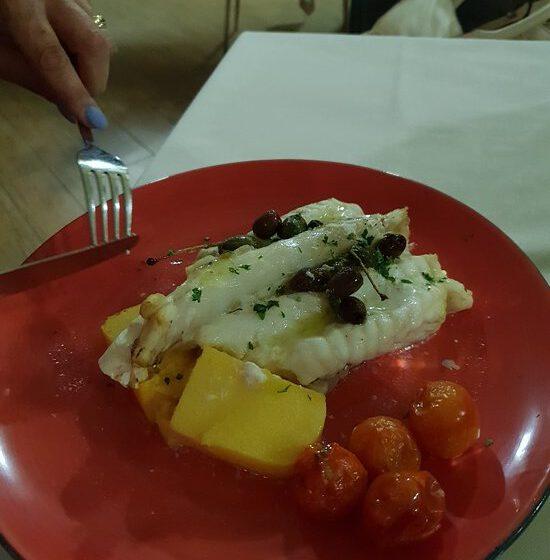 Coda di rospo-ALLE COMARI – Monfalcone