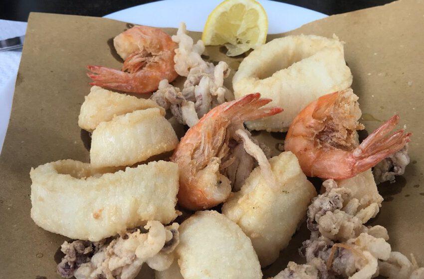 Frittura di pesce – BARATTOLO CAFE' – Valenza