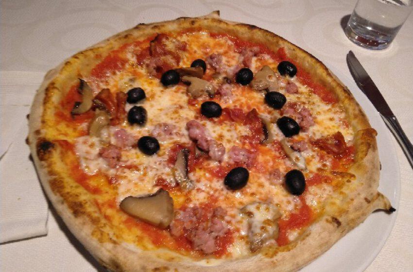 Pizza – LA BRESCIANA – Cossato