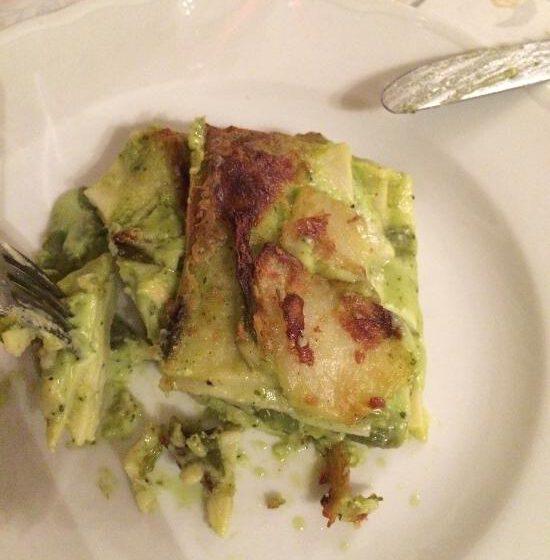 Lasagna- LA PEDAGGERA