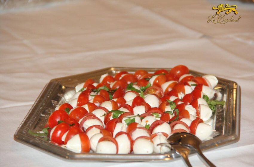Mozzarella – LE CARDINAL CARDINAL 2