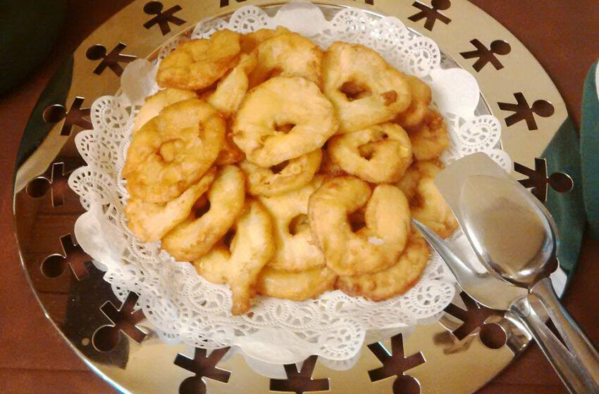 Frittelle di mele-RENDEZ VOUS – Aymavilles