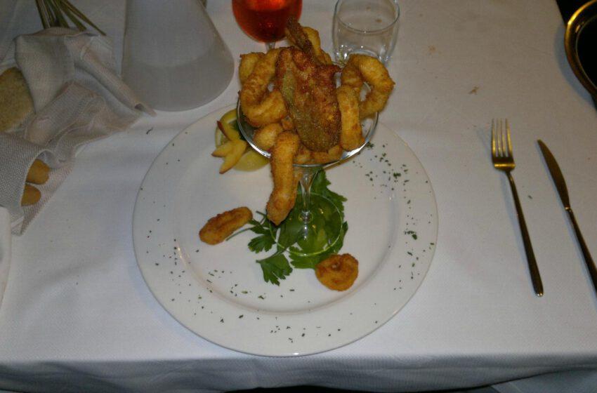 Calamari fritti – RESTAURANT DI PALAZZO BOGLIETTI – Biella
