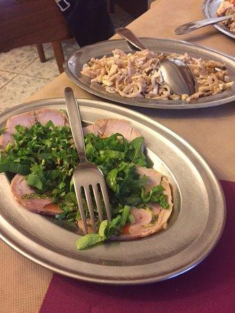 Vitello e insalata Cuneo – SAN MAURIZIO