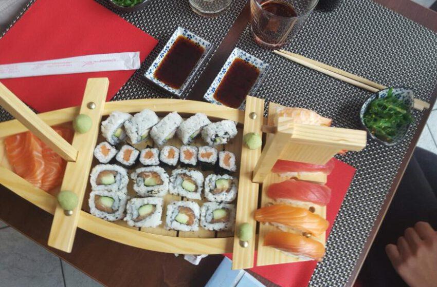 Sushi in barca-SUSHI BAR – GORIZIA
