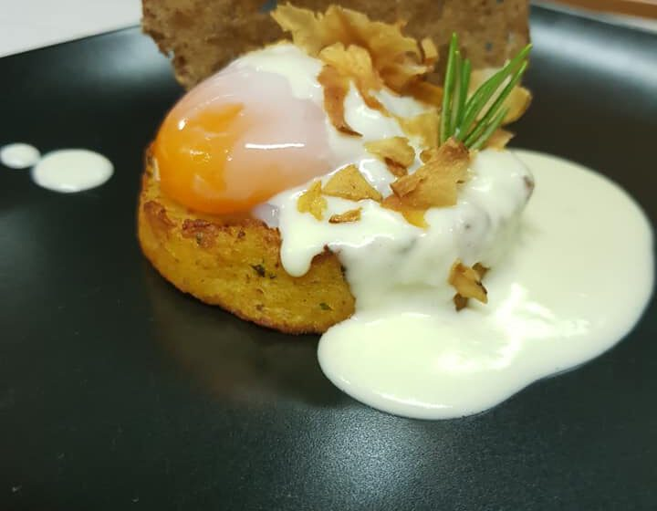 Uova alla benedict-SARVANOT