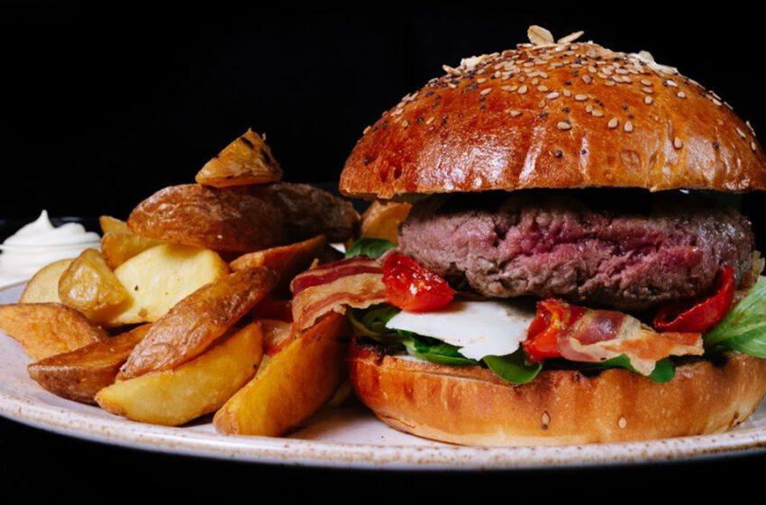 Hamburger-THE FOOD FACTORY RESTAURANT FOOD FACTORY
