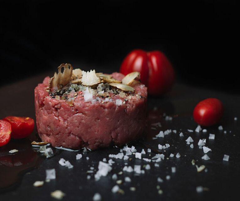 Battuta di Carne Scottona-TRATTORIA SCIABOLINO