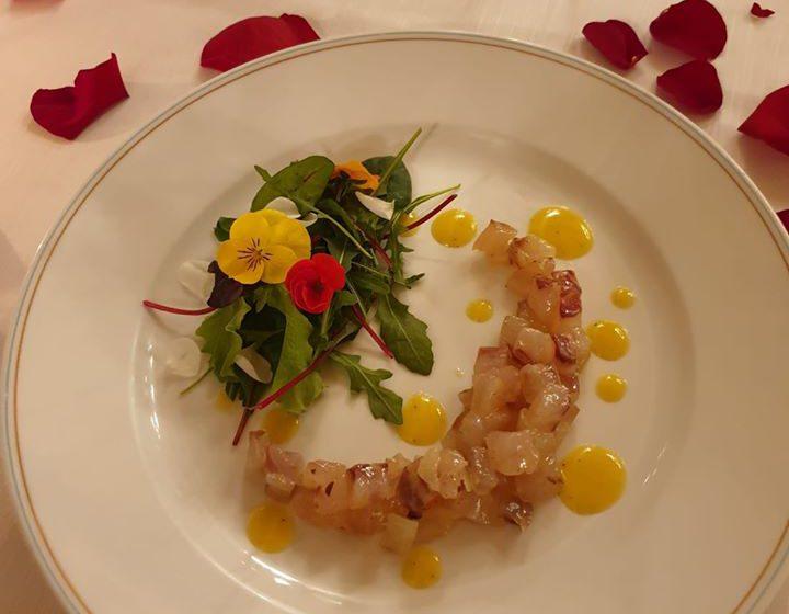 Tartare di pesce Firenze – VILLA OLMI