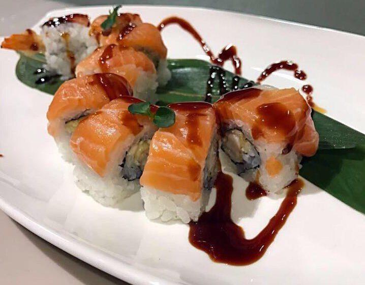 Tiger roll- Yoshi