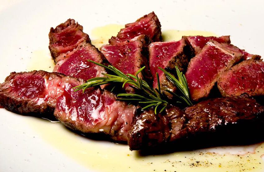 Tagliata di carne-AGRITURISMO SABINA RESORT