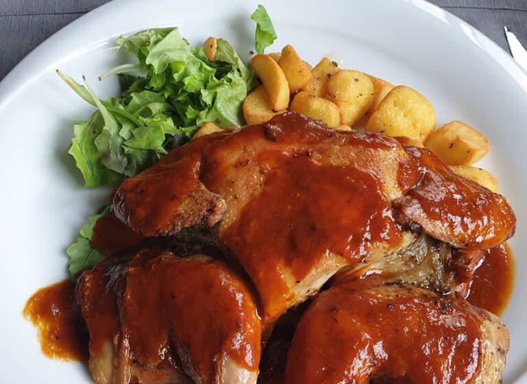 Pollo con patate-ALBAVILLA
