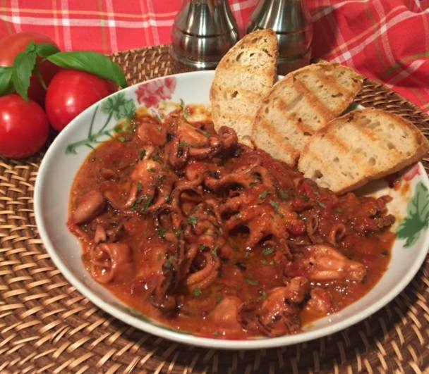 Zuppa di pesce-FONTANA A VALLE