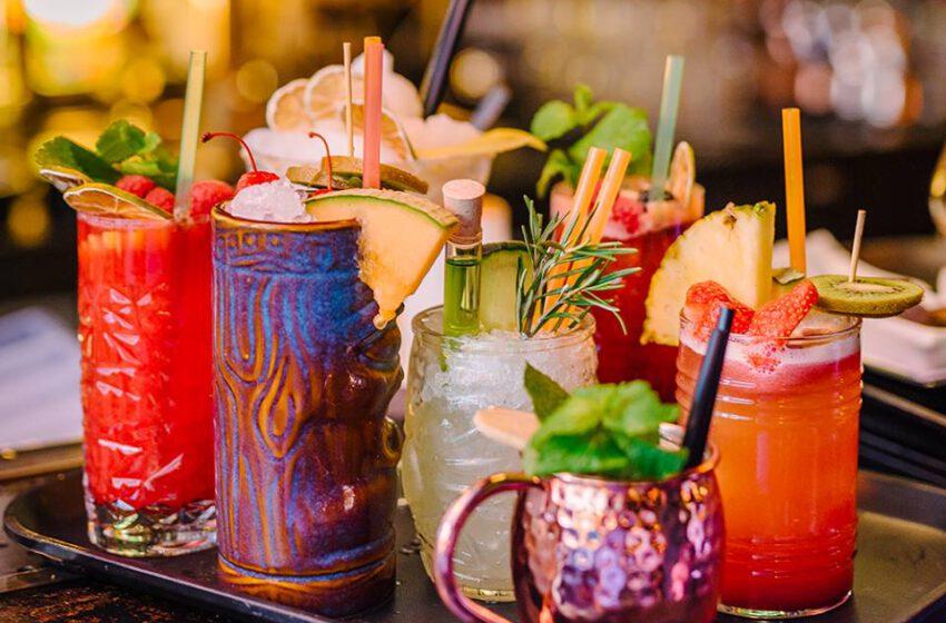 Cocktails tropicali-GOA – Anzano del Parco