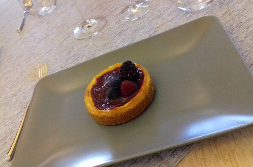 Cheesecake ai frutti di bosco-IL PARTICOLARE – Crescentino