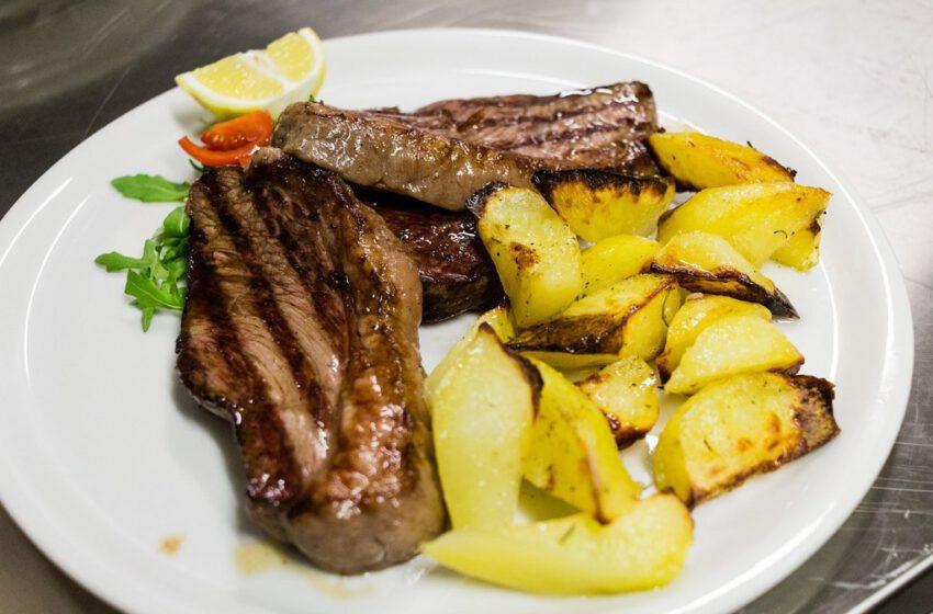 Grigliata di carne-LA FREGOLA RISTORANTE – Torino