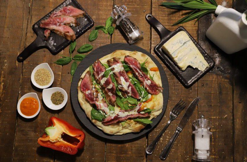 Pizza gourmet-LA LOGGIA RAMBALDI