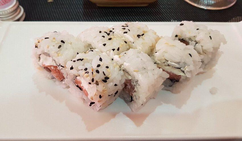 sushi-LA MURAGLIA CINESE