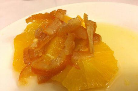 arance caramellate – LEONCINO