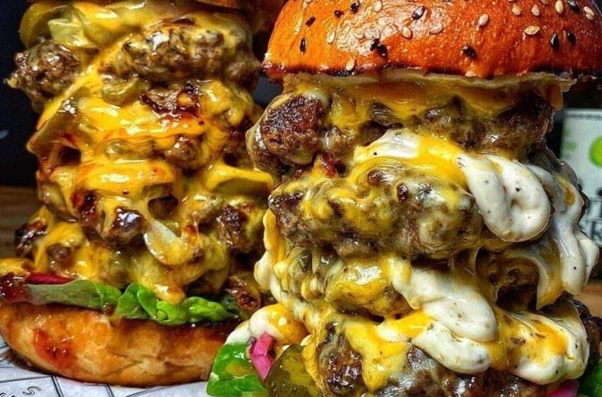 Hamburger-LOCANDA DI ARICCIA
