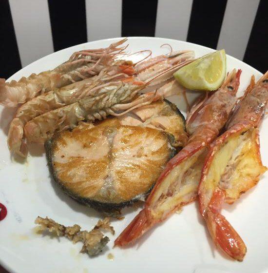 Grigliata di pesce-MISHI MISHI – Torino