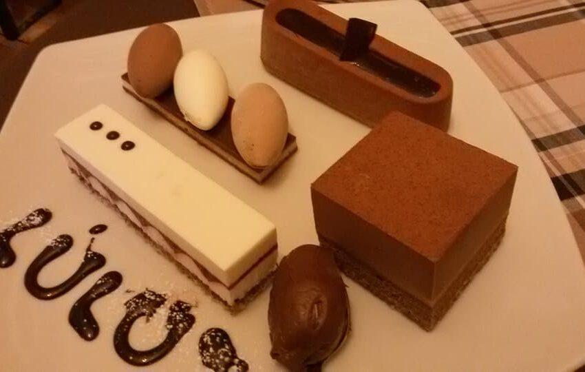Mix di cioccolato-OSTERIA DEL PARCO