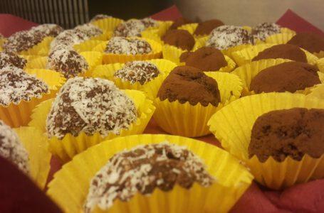 Tartufi al cioccolato-PIAN NAVA