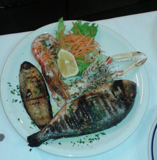 grigliata di pesce-REGINA
