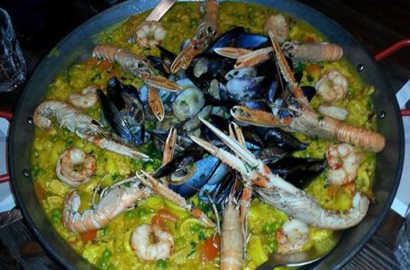 Paella-ROSENGARDEN