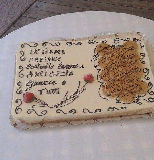 Torta-SALA CIRCOLO FERRARIS SALA