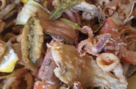 Frittura di pesce-SAN PIETRO-Savona