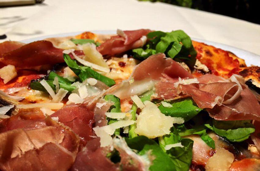 Pizza-TRATTORIA LA BOTTE